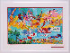 American Gold AP 1984 Limited Edition Print by LeRoy Neiman - 1
