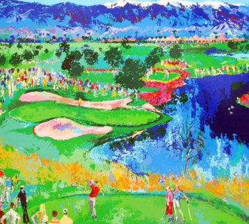 Cove At Vintage AP Limited Edition Print by LeRoy Neiman