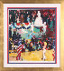 President's Birthday Party (Marilyn Monroe) Limited Edition Print by LeRoy Neiman - 2