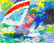 Windsurfer 1984 Limited Edition Print by LeRoy Neiman - 0