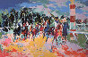 Florida Racing AP 1974 Limited Edition Print by LeRoy Neiman - 0