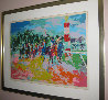 Florida Racing AP 1974 Limited Edition Print by LeRoy Neiman - 1