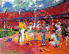 Bay Area Baseball 1990 Limited Edition Print by LeRoy Neiman - 0