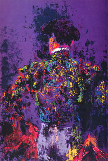 Toreador 1973 Limited Edition Print - LeRoy Neiman