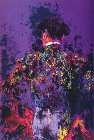 Toreador 1973 Limited Edition Print by LeRoy Neiman