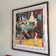 President's Birthday Party 1989 Limited Edition Print by LeRoy Neiman - 1