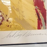 President's Birthday Party 1989 Limited Edition Print by LeRoy Neiman - 2