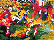 Scramble 1974 Limited Edition Print by LeRoy Neiman - 0