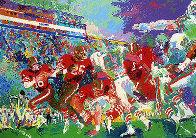 Post Season Football Classic 1985 Limited Edition Print by LeRoy Neiman - 0