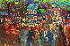 Harry's Wall Street Bar 1985 Limited Edition Print by LeRoy Neiman - 0