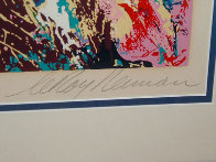 Bar at 21 1974 Limited Edition Print by LeRoy Neiman - 2