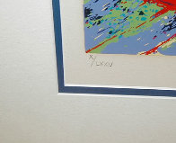 Bar at 21 1974 Limited Edition Print by LeRoy Neiman - 3