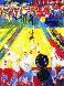 Million Dollar Strike (Earl Anthony)  Limited Edition Print by LeRoy Neiman - 0