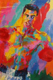 Muhammad Ali, Athlete of the Century 2001 Limited Edition Print - LeRoy Neiman