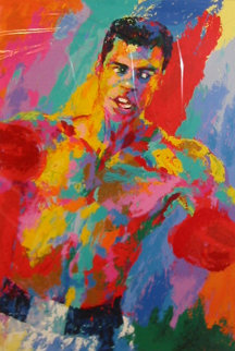Muhammad Ali, Athlete of the Century 2001 HS By Ali Limited Edition Print - LeRoy Neiman
