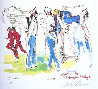 1972 Complete Munich Olympic Suite AP Limited Edition Print by LeRoy Neiman - 9