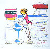 1972 Complete Munich Olympic Suite AP Limited Edition Print by LeRoy Neiman - 2