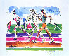 1972 Complete Munich Olympic Suite AP Limited Edition Print by LeRoy Neiman - 5