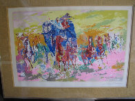 Homage to Remington 1973 Limited Edition Print by LeRoy Neiman - 1