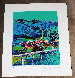 Santa Anita 1979 and Book of Horses Limited Edition Print by LeRoy Neiman - 1