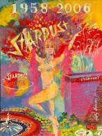 Stardust Reflections 2006 Las Vegas Limited Edition Print by LeRoy Neiman - 0