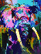 Portrait of the Elephant PP 2003 Limited Edition Print by LeRoy Neiman - 1