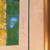 DiMaggio Cut 1998 Limited Edition Print by LeRoy Neiman - 2
