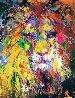 Portrait of the Lion AP 2002 Limited Edition Print by LeRoy Neiman - 0