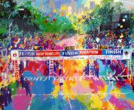 New York Marathon 1980 Limited Edition Print by LeRoy Neiman - 0
