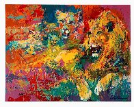 Royal Family 1996 Limited Edition Print by LeRoy Neiman - 0