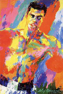 Muhammad Ali Athlete of the Century Limited Edition Print by LeRoy Neiman