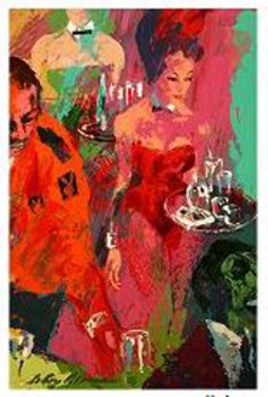Playboy Suite of 2 2009 Limited Edition Print by LeRoy Neiman