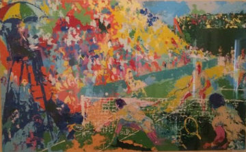 Love Story AP 1971 Limited Edition Print by LeRoy Neiman