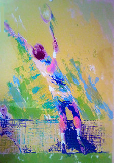 Deuce 1971 Limited Edition Print by LeRoy Neiman