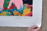Baccarat 1994 Limited Edition Print by LeRoy Neiman - 3