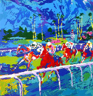 Santa Anita 1979 Limited Edition Print by LeRoy Neiman - 0