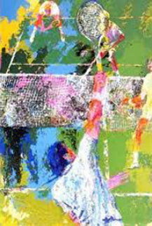 Racketeers AP Limited Edition Print by LeRoy Neiman