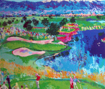 Cove At Vintage 1986 Limited Edition Print by LeRoy Neiman