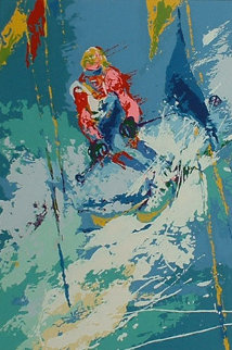 Innsbruck 1973 Limited Edition Print by LeRoy Neiman