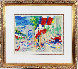July 14th (From the Paris Suite) 1995 Limited Edition Print by LeRoy Neiman - 1