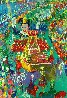 Mardi Gras Parade - New Orleans 2002 Limited Edition Print by LeRoy Neiman - 3