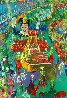 Mardi Gras Parade - New Orleans 2002 Limited Edition Print by LeRoy Neiman - 1