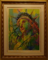 Portrait of Liberty 2008 Limited Edition Print by LeRoy Neiman - 1