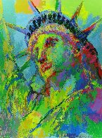 Portrait of Liberty 2008 Limited Edition Print by LeRoy Neiman - 3