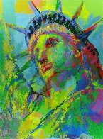 Portrait of Liberty 2008 Limited Edition Print by LeRoy Neiman - 0