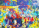Chicago Board of Trade 1980 Limited Edition Print by LeRoy Neiman - 0