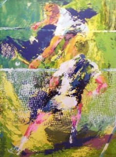 Match Point 1973 Limited Edition Print by LeRoy Neiman