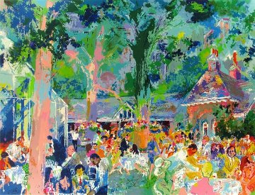 Tavern on the Green, New York 1991 Limited Edition Print by LeRoy Neiman