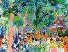 Tavern on the Green, New York 1991 Limited Edition Print by LeRoy Neiman - 0
