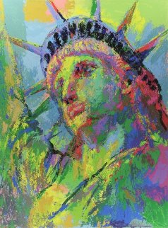 Portrait of Liberty 2008 Limited Edition Print - LeRoy Neiman